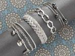 Medical Alert bracelets for Men, Women, teens, children, all price ranges,  even Ankle bracelets