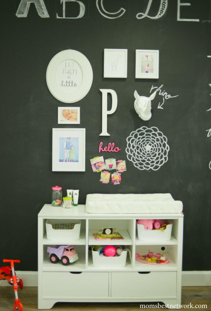 A fun whimsical nursery from Moms Best Network. #laylagrayce #nursery