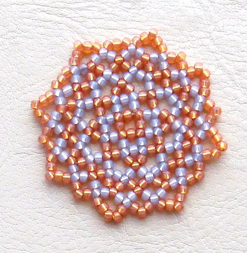 How is Bead Work done?