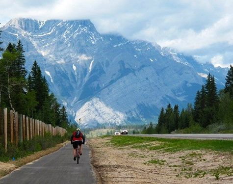 The longest network of recreational trails in the entire world.
