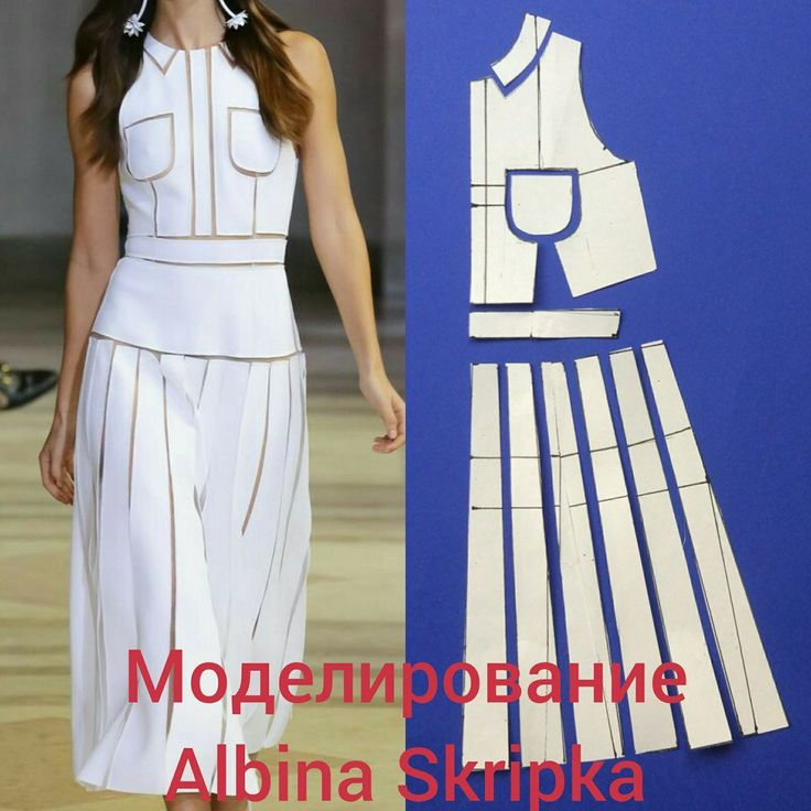 2,398 отметок «Нравится», 64 комментариев — Альбина Скрипка (@albinaskripka) в Instagram: «Обожаю это платье, очень хочется его сшить для себя любимой.😊 Дробные детали платья создают эффект…»