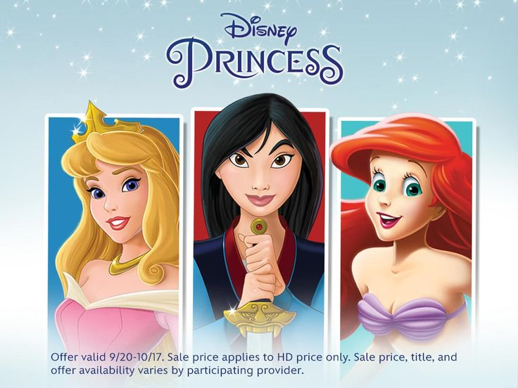 For the first time, all 11 Disney Princess movies are available to purchase. Complete your collection while they are at this special price