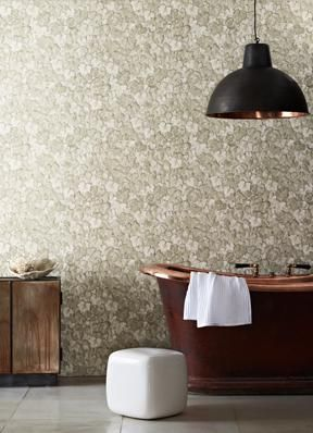 @Zoffany Fabrics and Wallpapers WALLPAPER Ivy Leaf 310979. available from Amity. Call 01689878418 for more info