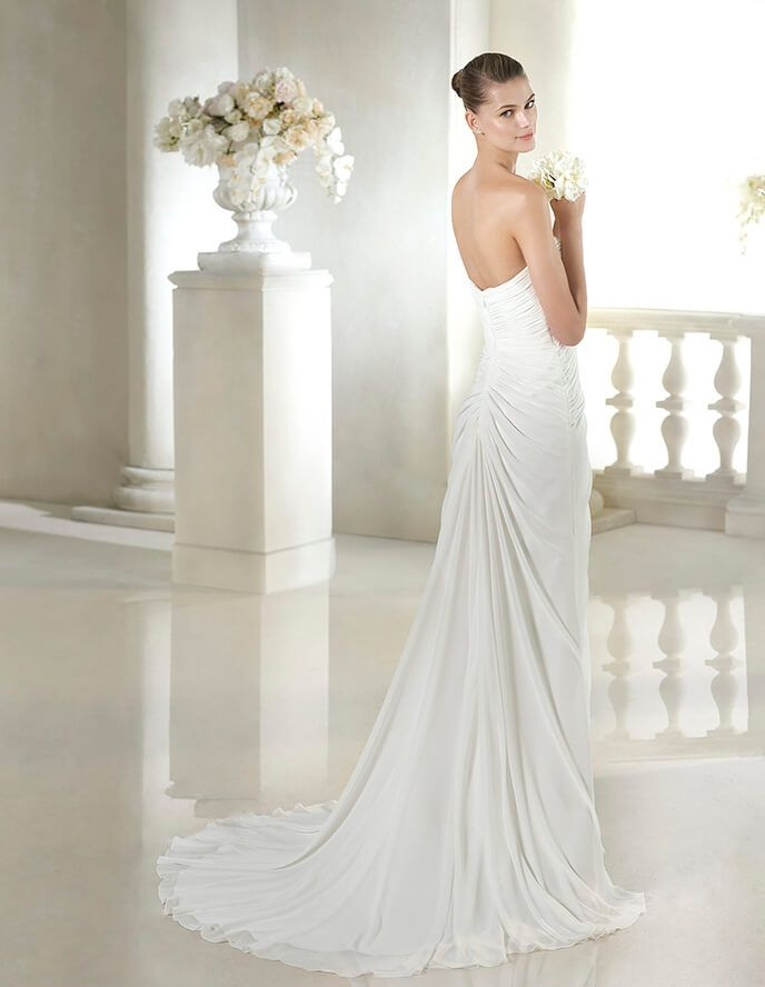 Selima Wedding Dress From The Fashion 2015