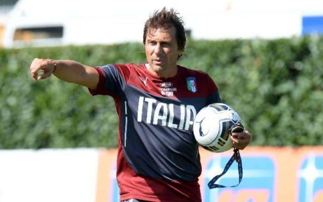 ANTONIO CONTE: CONFERENZA STAMPA E PRIMO ALLENAMENTO A COVERCIANO [FOTO E VIDEO] #conte #italia #convocazioni