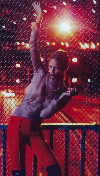 Courtesy: Elle Magazine, August 2012    Photography: Thomas Whiteside