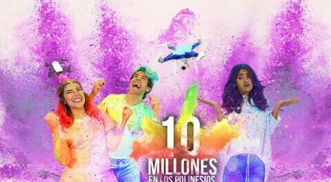 Podemos decir que la familia polinesia a crecido demasiado ¡¡¡felicidades ya son 10 millones!!!