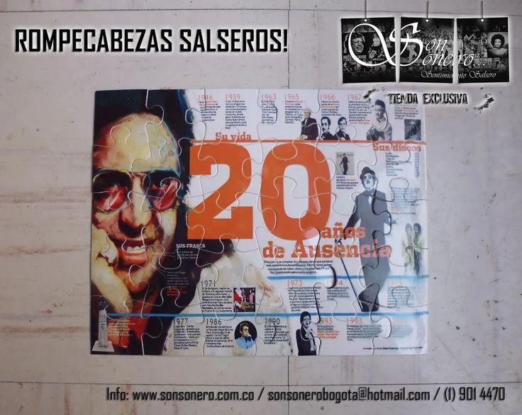 Foto: Rompecabezas - Salsero - Hector Lavoe
