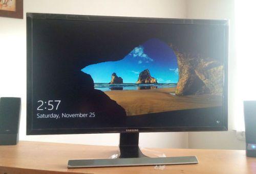 "Samsung 28"" Ultra High Definition 4K Monitor U28E510D..."