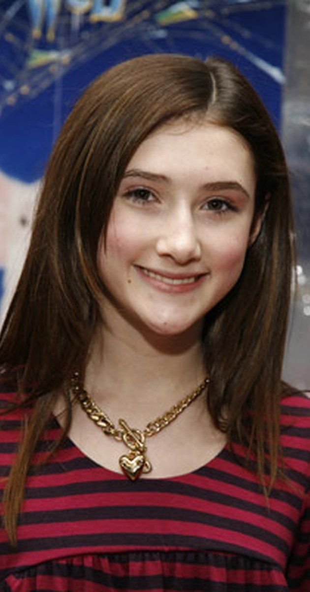 Julianna Rose Mauriello. She's a great example for young girls. No, she wasn't arrested for prostitution.