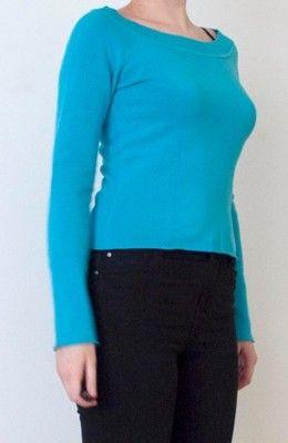 Only Niebieski Krotki Sweterek 36 S Blekitny Basic 6778871595 Oficjalne Archiwum Allegro Fashion Sweaters Turtle Neck