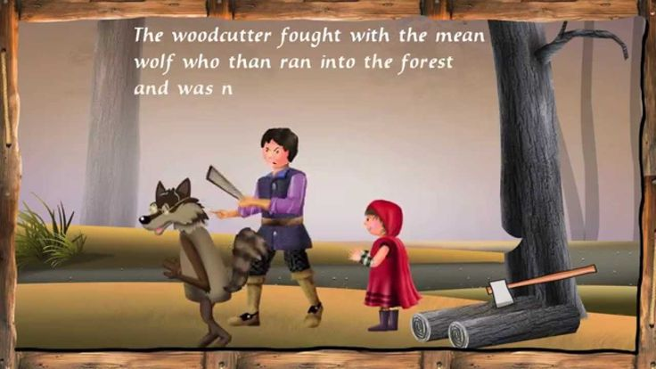 Learn English Through Story: Red Riding Hood  (Level 8)