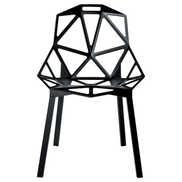 Magis CHAIR ONE Design: Konstantin Grcic, 2004