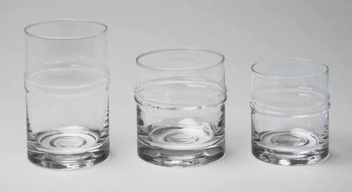 Timo Sarpaneva. Pisaranrengas Glasses. 1963