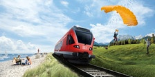 DB Bahn train travel tickets in Germany