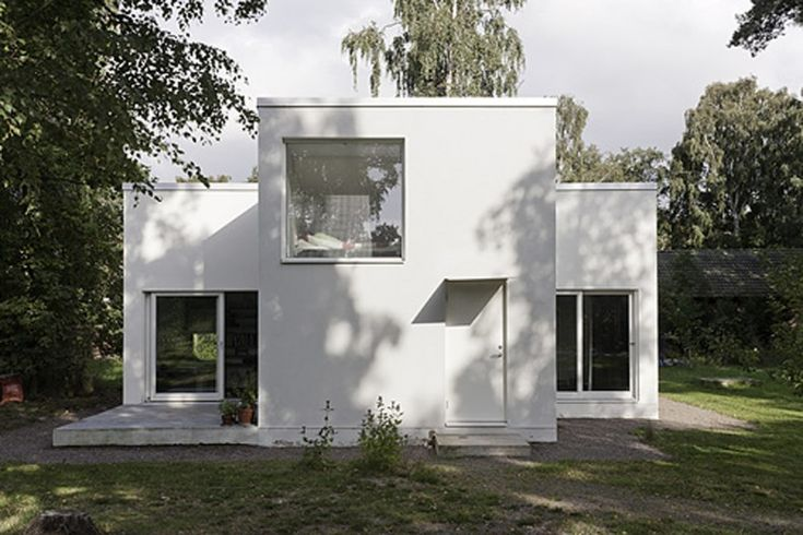 a Small house in Sweden