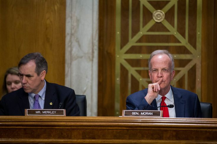 As a wall of opposition grows, only two Republican senators now call for hearings on the nomination of Judge Merrick B. Garland to the Supreme Court.