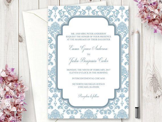 marriage invitation templates