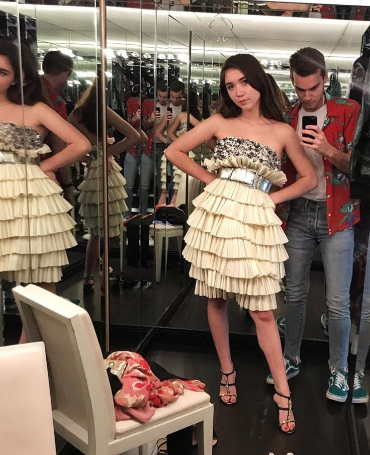 398 Best Images About Rowan Blanchard On Pinterest