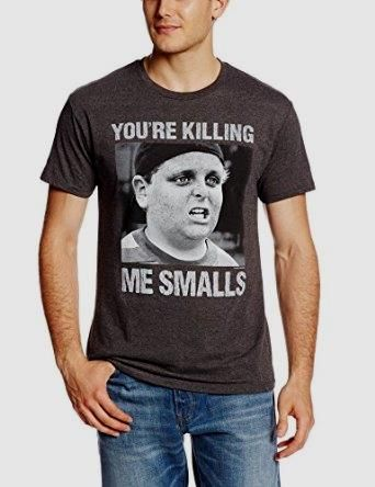The Sandlot Killin Me Smalls T-Shirt       >>>> SPECIAL OFFER  http://amzn.to/2bUJopo
