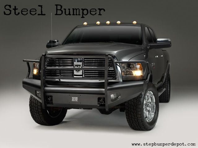Choosing Between #Aluminum and #Steel Off-Road #Bumpers.