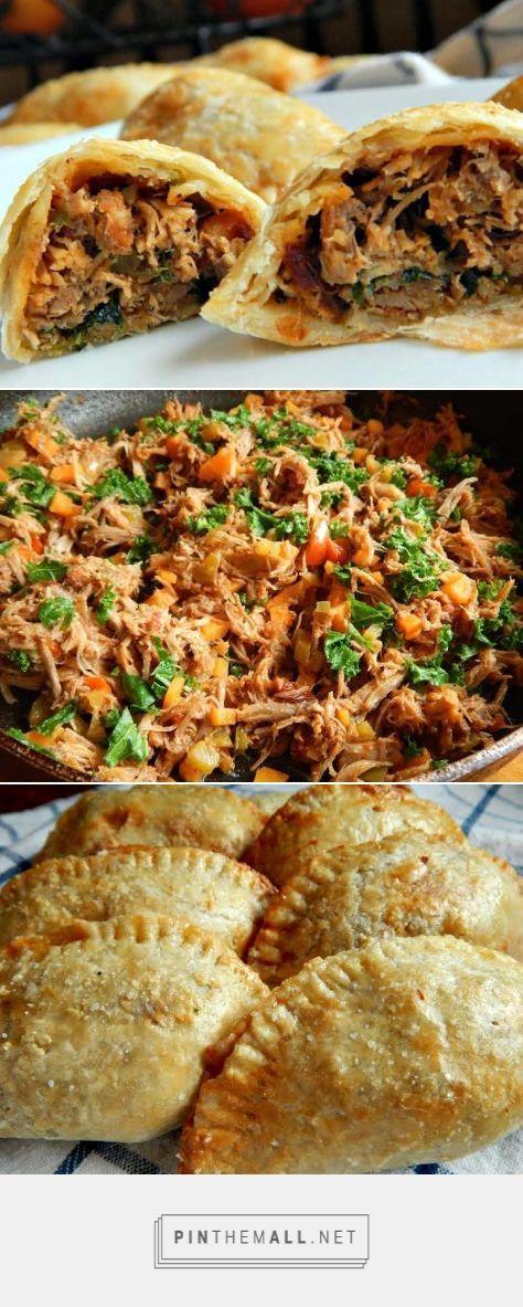 Chipotle Pulled Pork Empanadas| Frugal Hausfrau