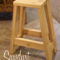 http://sawdustsisters.com/2016/02/28/diy-barstool-using-only-2x4s/
