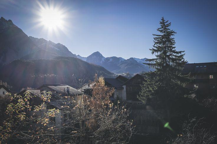 Scuol in Graubünden