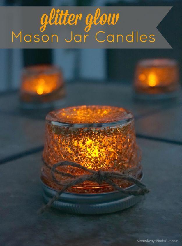 Glitter Glow Liquid Eye Shadow: 1325 Best Mason Jar Crafts Images On Pinterest