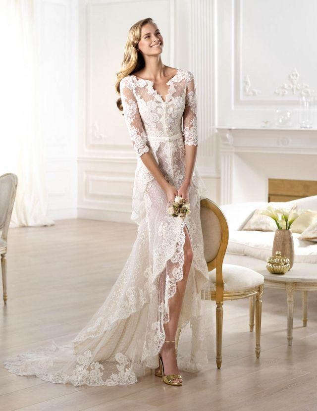 Prachtige jurk van pronovias