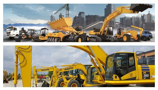 Heavy Construction Equipment Market By Type Earthmoving Material