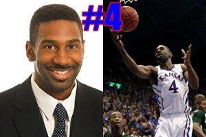 KU Player Quiz! Who is #4 for the Kansas Jayhawks 2013 basketball team?
