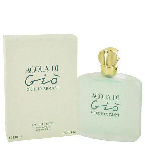 Acqua Di Gio Perfume for Women by Giorgio Armani - 3.4 Oz EDT
