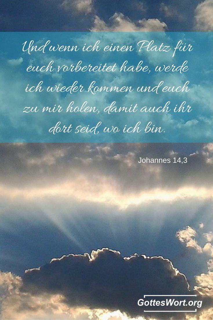 Jesus kommt zuruck! Johannes 14,3  Weiter lesen: http://www.gottes-wort.com/alpha-und-omega.html  #gotteswort