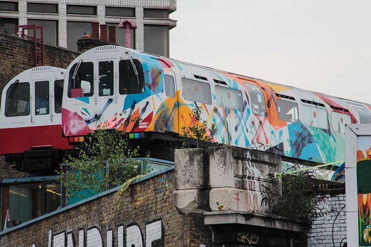Victorian rail viaduct embarks on a new journey as Village Underground arts venue...