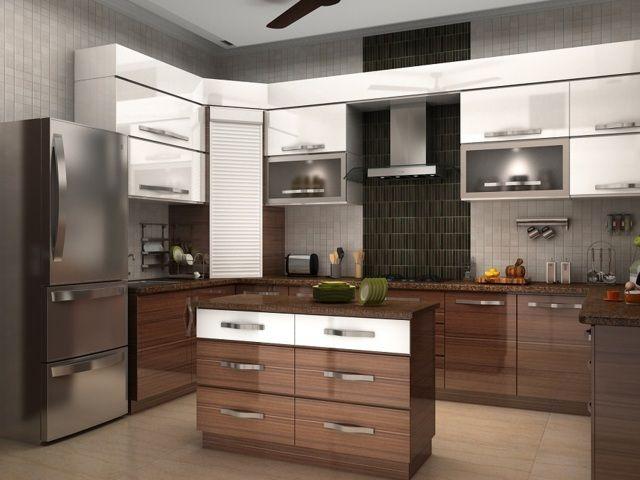 readymade modular kitchen http://www.furnitia.in/