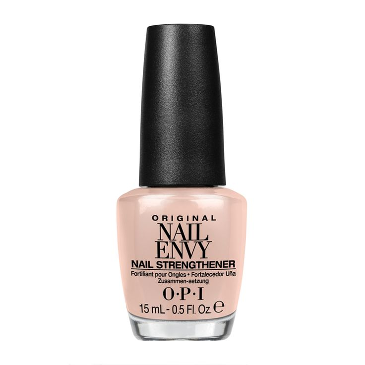 Tinted Nail Envy shade with the added strength of Original Nail Envy. OPI Nail Envy Strength in Colour Nail Strengthener Lacquers provide maximum strengthening with hydrolyzed...