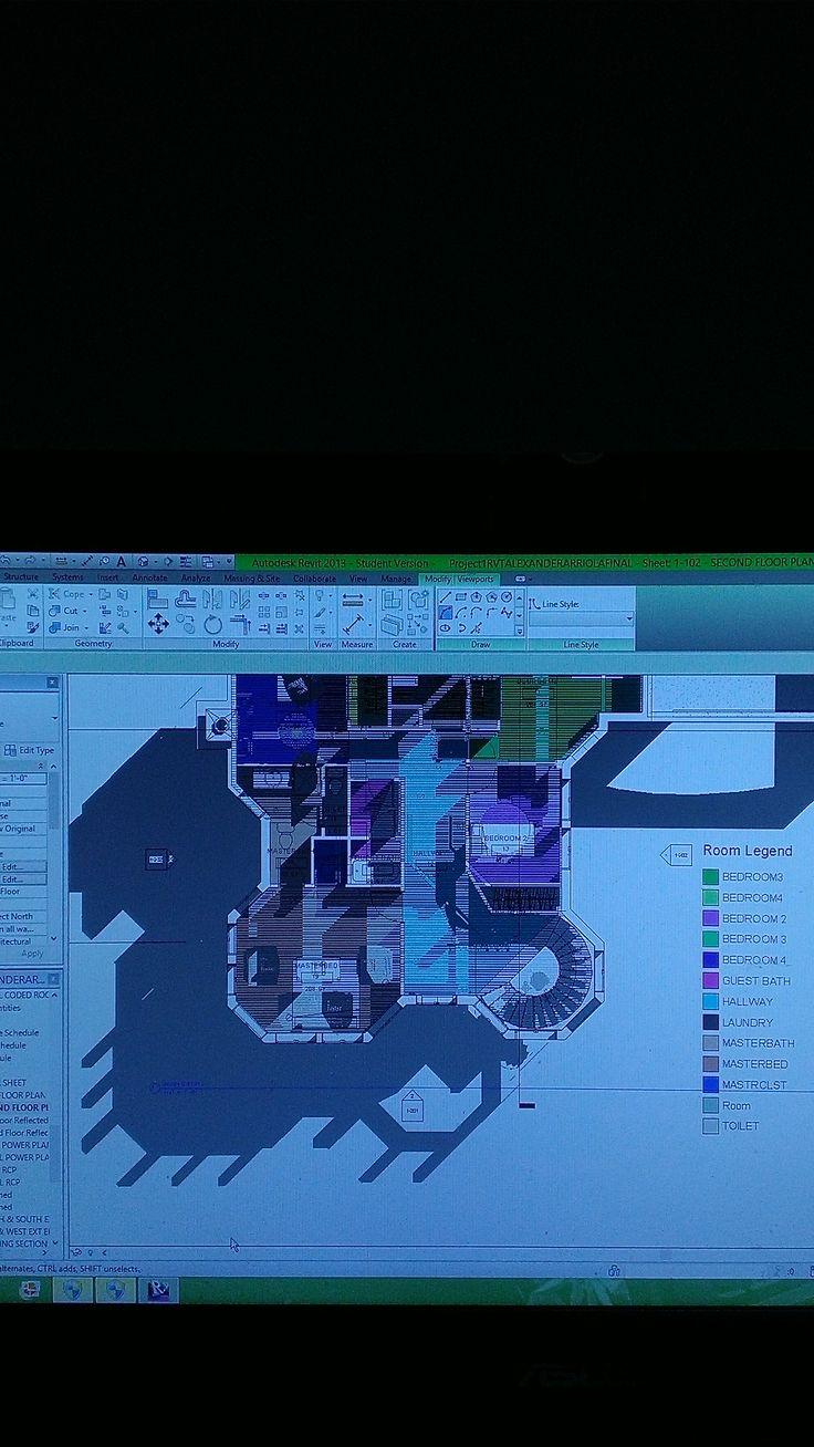 Using Revit Architecture 2013