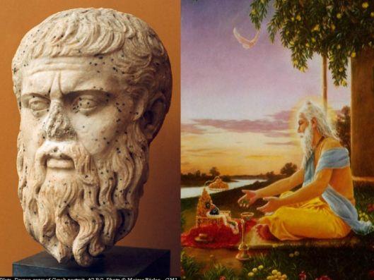 """Curso """"EL AYURVEDA EN PLATÓN"""", único en este año, se hablará del paralelismo de la filosofía de Platón y el Ayurveda. 7 y 8 de Mayo en Harit Ayurveda Información y reservas: Telf. 915345755 ó info@ayurvedasalud.com"""