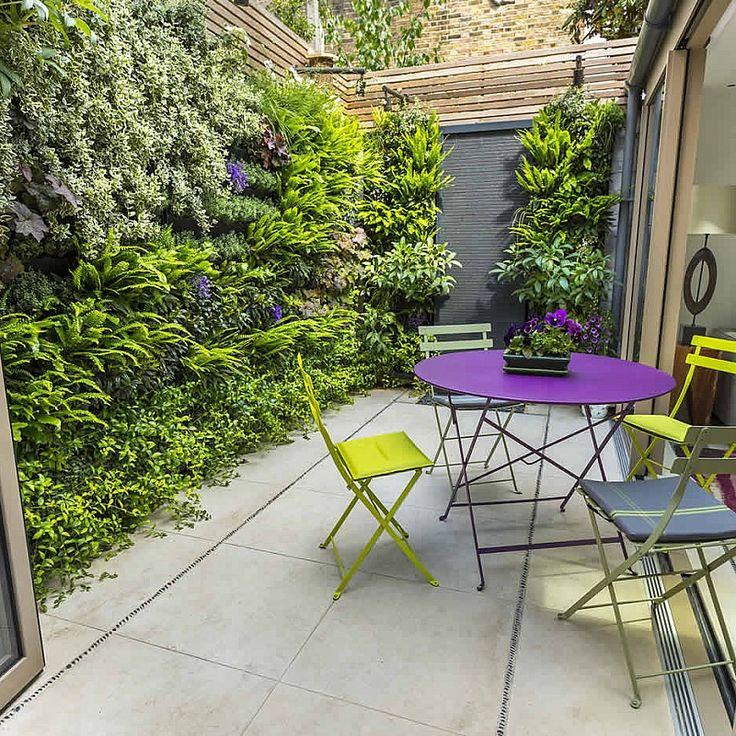 Kensington Courtyard Garden Design