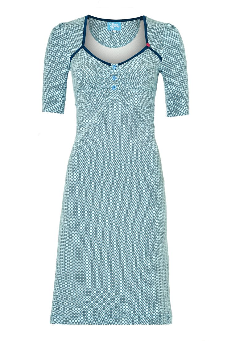 Tante Betsy dress: Tolle Lola Blue