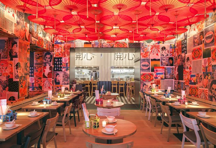 Concrete's Asian-influenced restaurant Happyhappyjoyjoy is guaranteed to put a smile on your face...