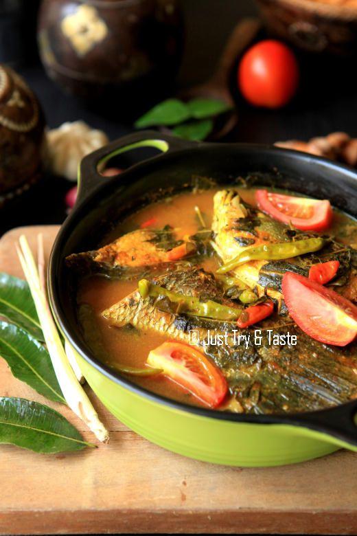 Just Try & Taste: Resep Lempah Ikan Kakap dengan Daun Kedondong