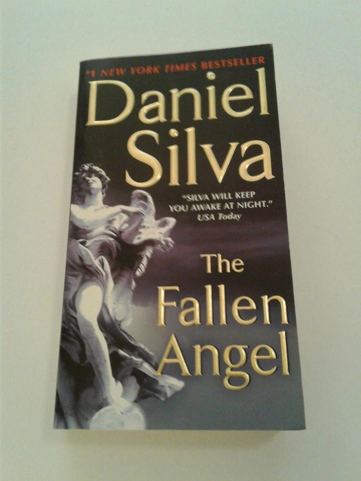 Gabriel Allon: The Fallen Angel 12 by Daniel Silva (2013, Paperback)