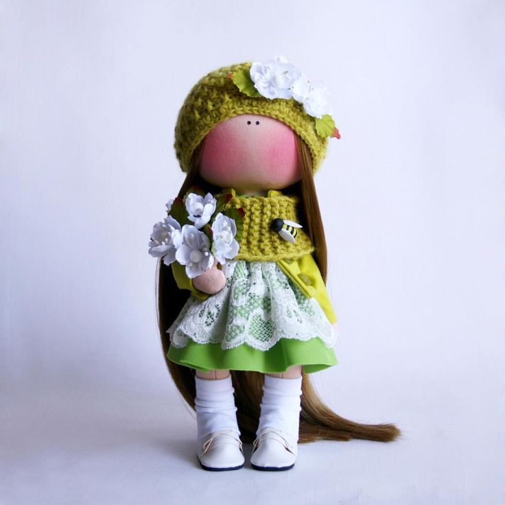 Ksenia Livel's photos – 5 albums | VK | Fabric dolls ...