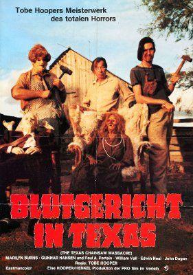 The Texas Chainsaw Massacre (1974, USA)