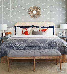 Imágenes para encontrar inspiración y cambiar un poco la decoración de tu habitación. ¿Cuál os gusta más?