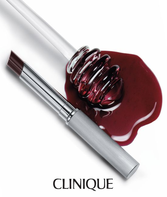 Transparent pigment merges with the unique, natural tone of your lips to create something wonderful and yours alone. Sheer, glossy. #Clinique #BlackHoney #AlmostLipstick #Lipstick #Beauty #Makeup