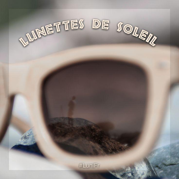 Bon Lundi à tous, on attaque la semaine (de vacances pour certains) sous le soleil.  On vous a donc préparé une sélection de lunettes de soleil !!  http://luni.fr/outdoor/accessoires-chauds/lunettes-de-soleil.html #bonlundi #commeunlundi #lundi #vacances #soleil #holiday #sun #lunettes #lunettesdesoleil #lunettesenbois #promo #soldes #soldes2017 #masquedeski #ski #vacance #mif #madeinfrance #createursfrancais #luni #lunifr