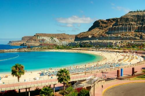 Amadores Beach, Gran Canaria